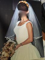 Gorgeous wedding dress! / Robe de mariage incroyable!