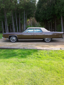 1973 Lincoln Continental Town Car