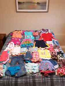 Girls 2T - Spring & Summer Clothes