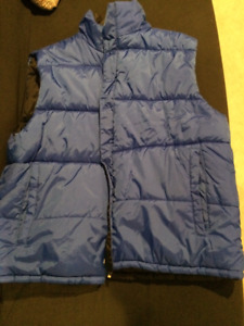 Men's Reversible Outerwear Vest