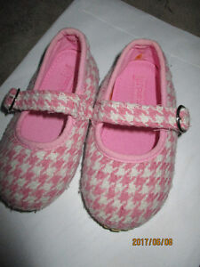 size 5 baby girl's shoes