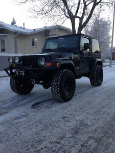 2006 Jeep TJ Rubicon Other