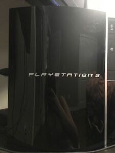 Playstation 3, 14 games, 2 controllers and charger