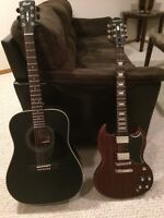 Brand new guitars for sale!!!