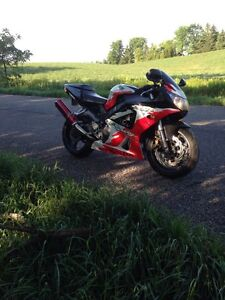 CBR 929rr  end of season deal  Cambridge Kitchener Area image 1