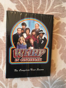 WKRP in Cincinnati (season 1) perfect condition ($10)