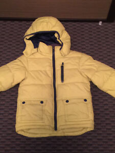 H&M Puffy Jacket w/Thumbhole Cuff, GOOD Condition, Kids' Size 7