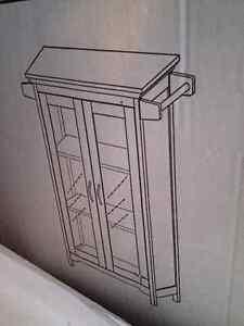 Bathroom Floor Cabinet & Medicine Cabinet Regina Regina Area image 1