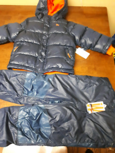 New snowsuit, for 3-4 year old