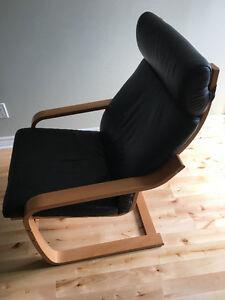 Chaise IKEA semi-berçante