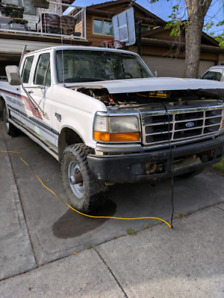 1996 Ford F350 Diesel.  Project truck! Need gone!!!