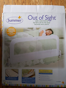 New Summer Infant Out of Sight® Bedrail