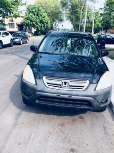 Honda CRV LX E