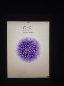 iPad Mini 2012 white 16 gb