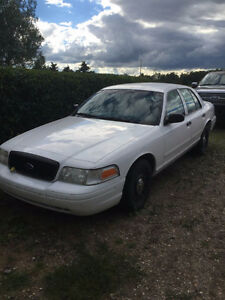 2004 Ford Crown Vic P71