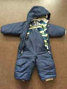 MEC insulated 'toaster' suit