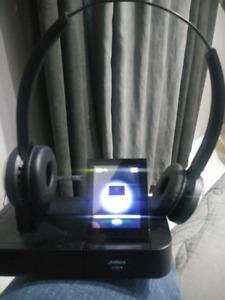 Jabra pro office headset