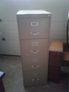 Cole 4 Drawer Legal and Letter Combination