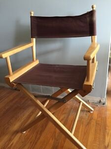 """Fold Up """"Director"""" Style Chair"""