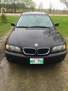 2004 BMW 3-Series 325i Sedan for parts