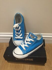 Kids all star converse size 10 brand new in box