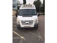 Ford transit hubbard fride and chiller