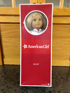 American Girl Julie