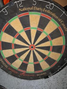 Official reg dart board  !