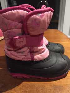 Kamik Toddler Winter Boots size c9