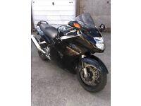 Honda CBR1100 Blackbird