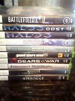 10 games for xbox 360