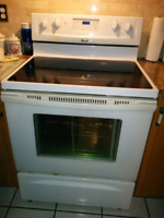 Whirlpool stove , electrical