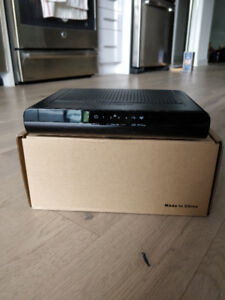 Thomson Cable Modem DCW775