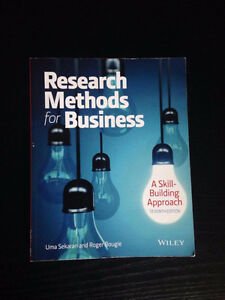 METH-7024: Research Methods for Business (7th Edition)