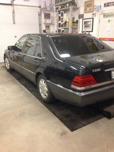 1991 Mercedes Benz S600  Low Mileage Immaculate !!