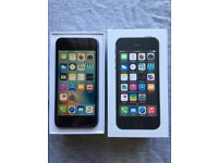 iPhone 5S EE 16GB Black Very good condition