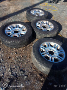 f250 kingranch rims