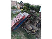 Pallets , Logs ,Woods For Free !!!!