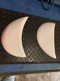 Vw beetle headlight browse caps