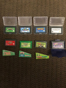 Game Boy Advance/Color Games