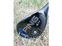 Ping G30 22º Hybrid [RH, Regular TFC 419H shaft]