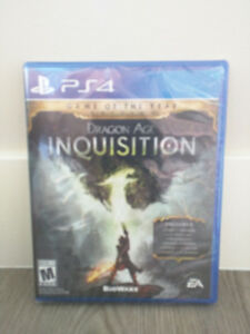 Dragon Age Inquisition Game of the Year edition BNIB Sealed