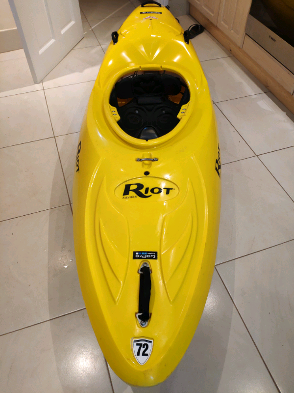 Riot Magnum 72 kayak canoe | in Clapham, London | Gumtree