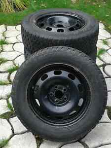 15 inch rims with winter tires