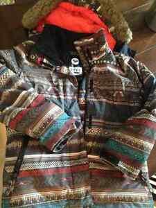 Manteau d'hiver ROXY 12 ans