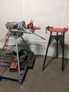 Ridid 300 pipe threader for sale