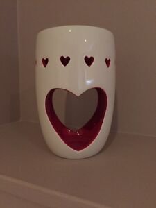 PartyLite Warm Hearts Fragrance Warmer