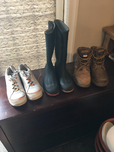 CSA Safety Boots Mens and Womens