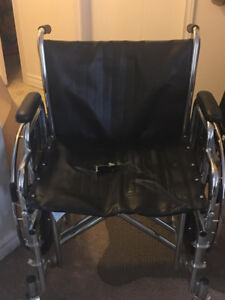Bariatric Size wheel Chair Used