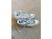 Size 2 converse boots